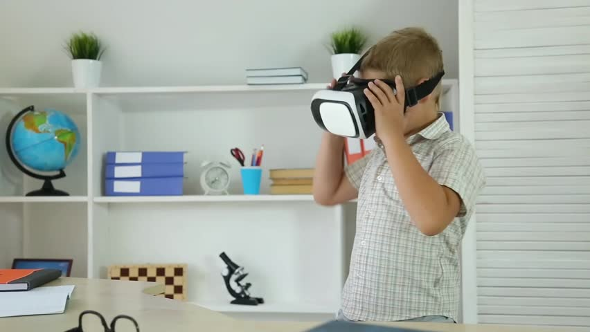 Virtual-Reality-Education