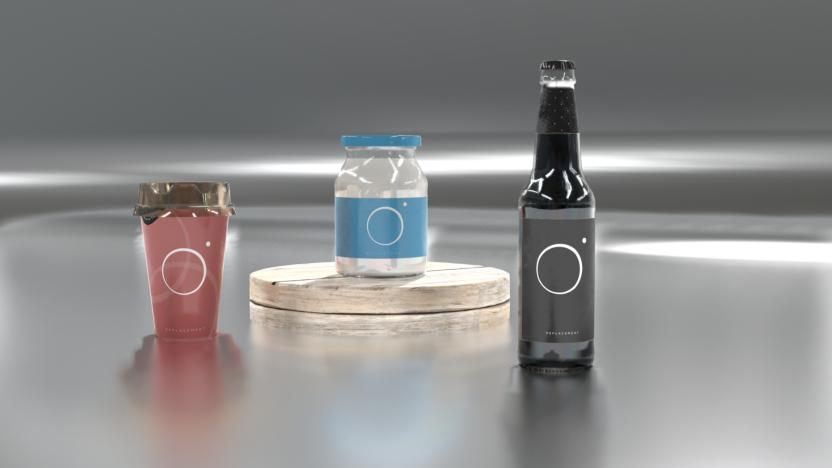 3D Produkte VR AR Konsumgüter