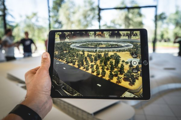 Augmented Reality Tablet